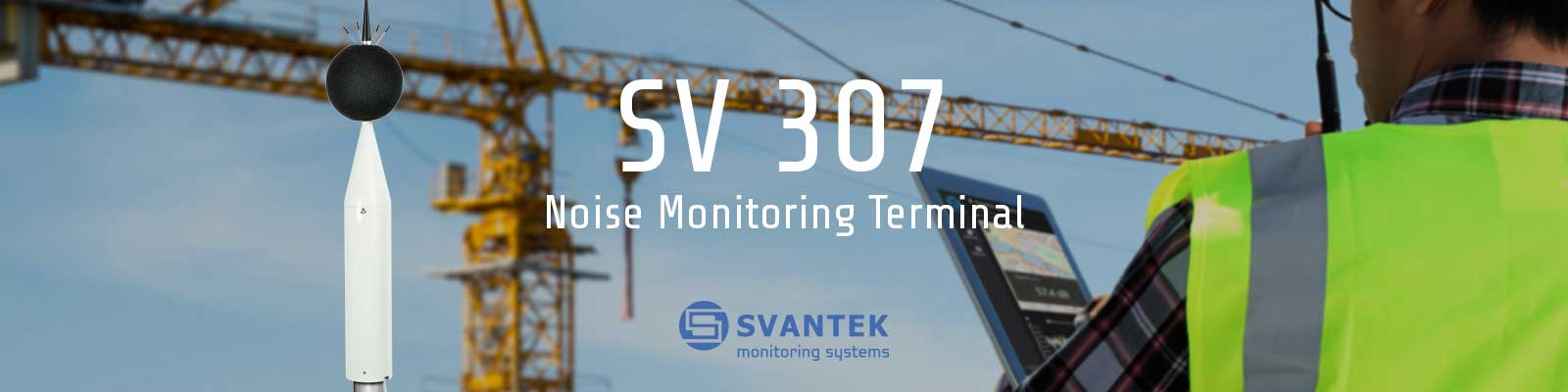 SV307 Noise Monitoring Terminal