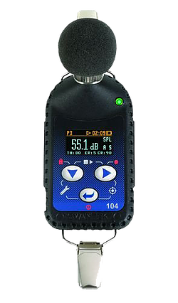 SV 104 Compact Personal Noise Dosimeter