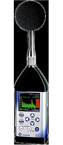 SVAN 977 Sound & Vibration Analyser