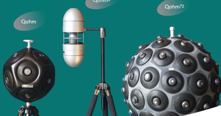 Qsources building acoustics technology