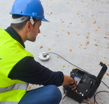 Ground & Building Vibration Monitoring